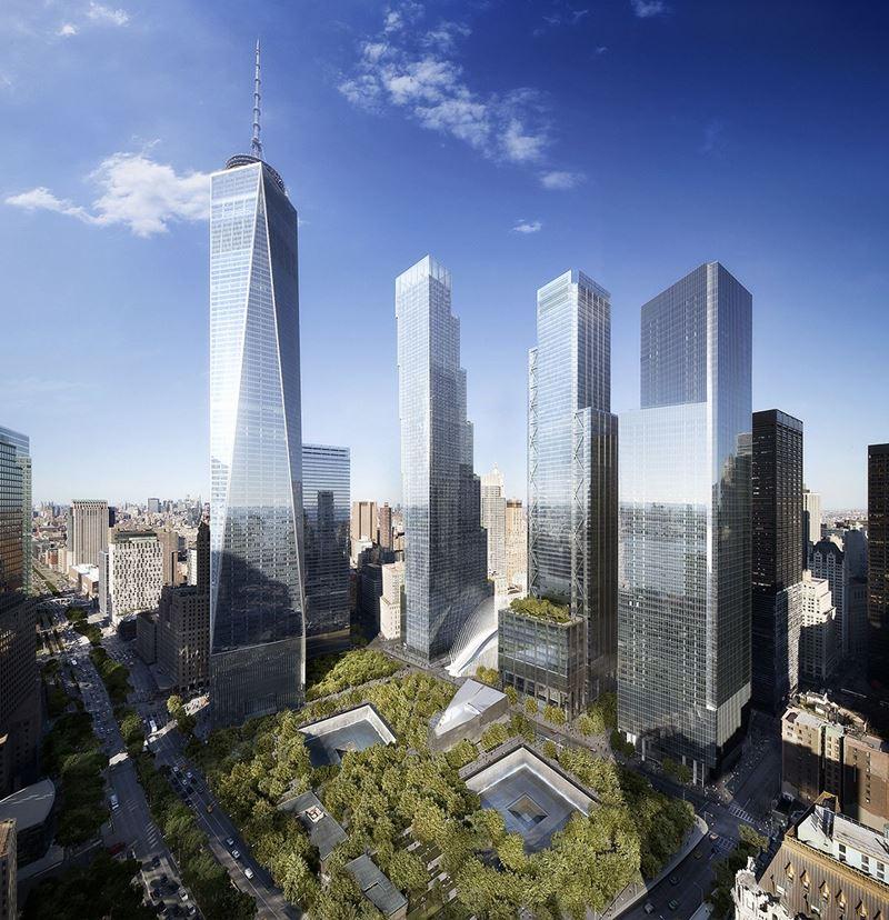 World Trade Center (出典 Silverstein Properties)