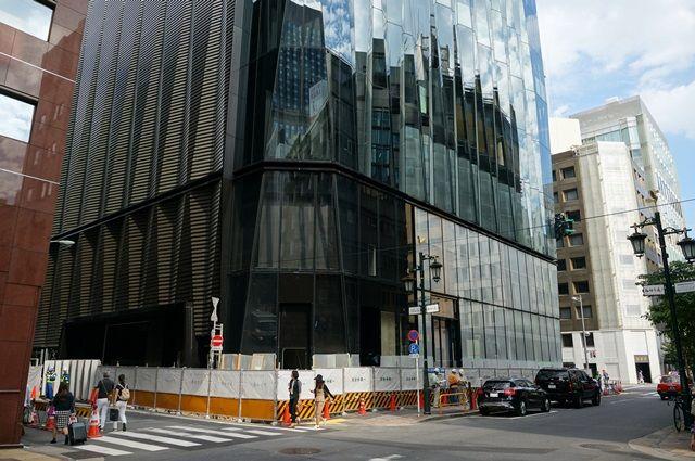 「銀座5丁目プロジェクト」 2015.9.21