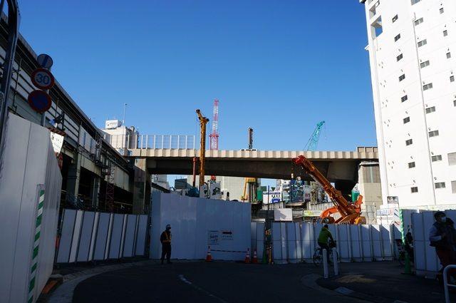 179m級「渋谷駅南街区プロジェクト」 2015.10.25