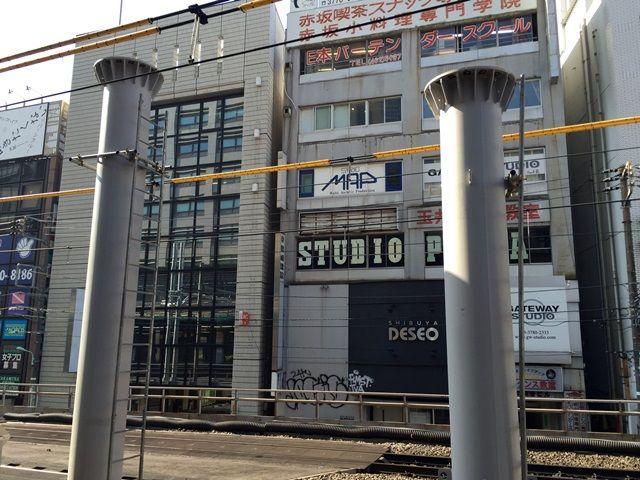 埼京線渋谷駅移設工事 2015.10.25