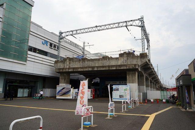 えちぜん鉄道勝山永平寺線 福井駅 2015年10月中旬