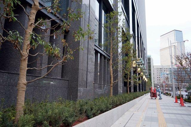 「(仮称)新鉄鋼ビル」 2015年10月31日