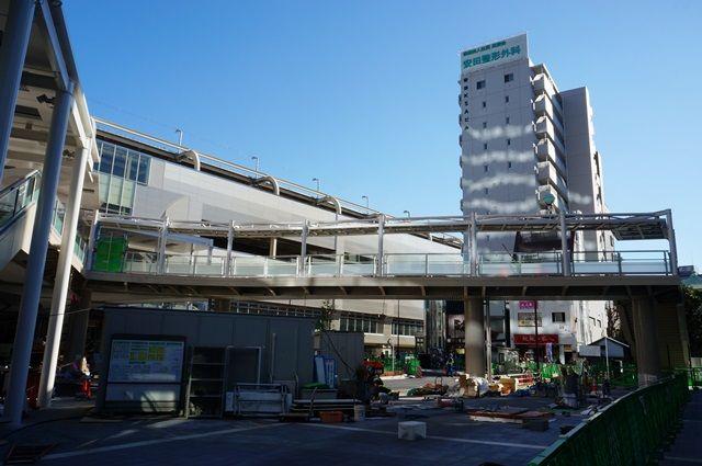 京急蒲田駅西口 2015.11.3