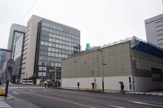 「京橋一丁目東地区」 2015.11.14