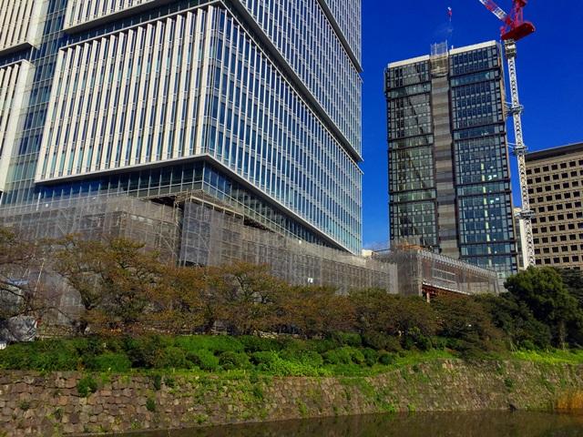 「東京ガーデンテラス紀尾井町」 2015.11.16
