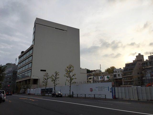 「Brillia Tower (ブリリアタワー) 上野池之端」 2015.11.22