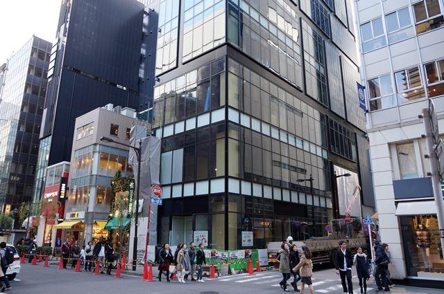 「(仮称)銀座2丁目プロジェクト新築工事」 2015.12.12