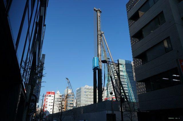 「ニッセイ浜松町クレアタワー」 2015.12.26