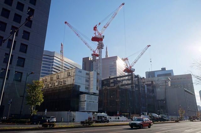 「(仮称)新日比谷プロジェクト」 2015.12.26