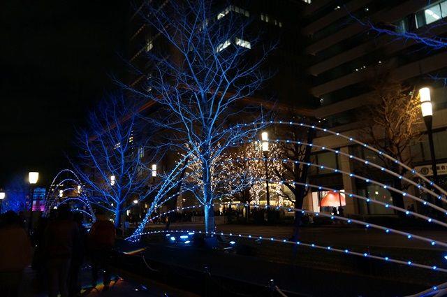 東京駅 ミチテラス 2015