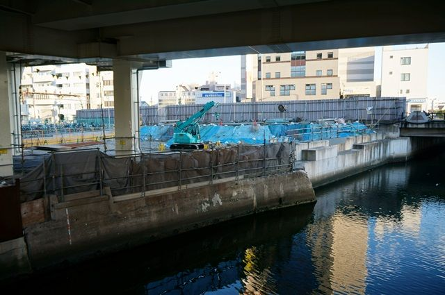 京急蒲田駅 2015.12.29