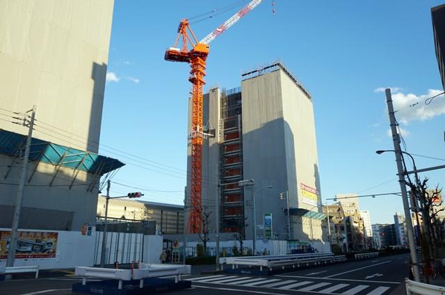 「ステーションツインタワーズ糀谷」 2015.12.29