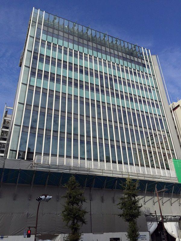 (仮称)目黒駅前プロジェクト 2015.11.21