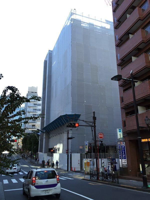 「(仮称)日本製粉ビル建設計画」 2015.12.4