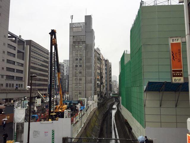 「渋谷駅南街区プロジェクト」 2015.12.13