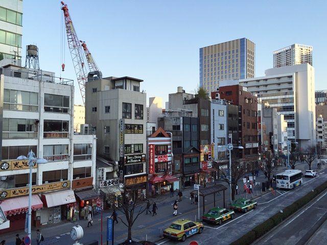 田町駅前東口地区第一種市街地再開発事業 2015.12.20