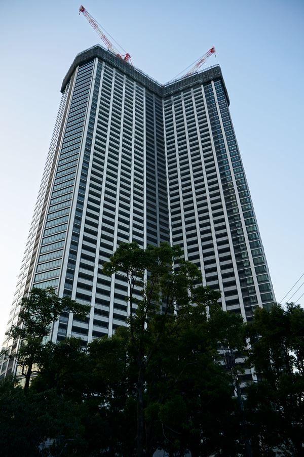 「KACHIDOKI THE TOWER(勝どき ザ・タワー)」 2015.12.28