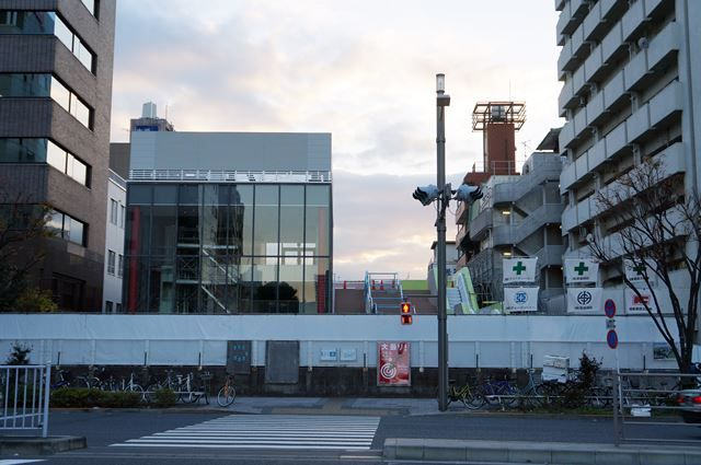 「築地魚河岸(つきじうおがし)」 2015.12.28
