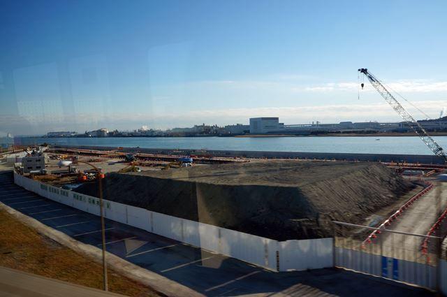 羽田空港跡地第2ゾーン開発 2015.12.30