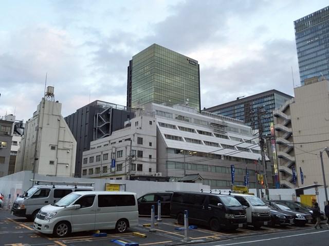 「エディオン秋葉原本店(旧石丸電気本店)跡地」 2015.12.27