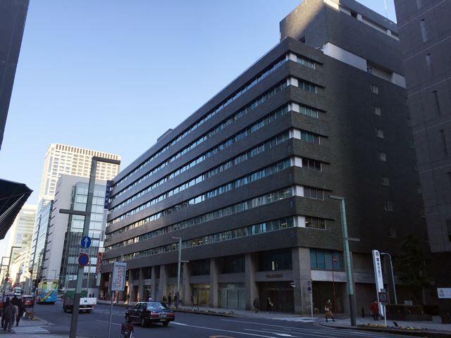 戸田建設本社 2016.1.9