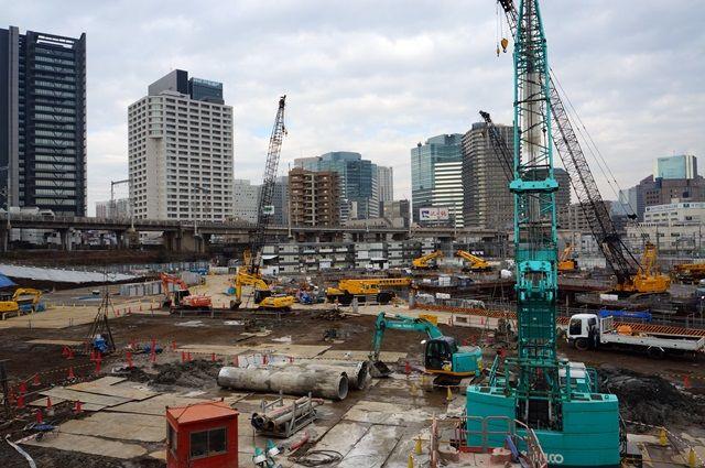 「西品川一丁目地区第一種市街地再開発事業」 2016.1.31