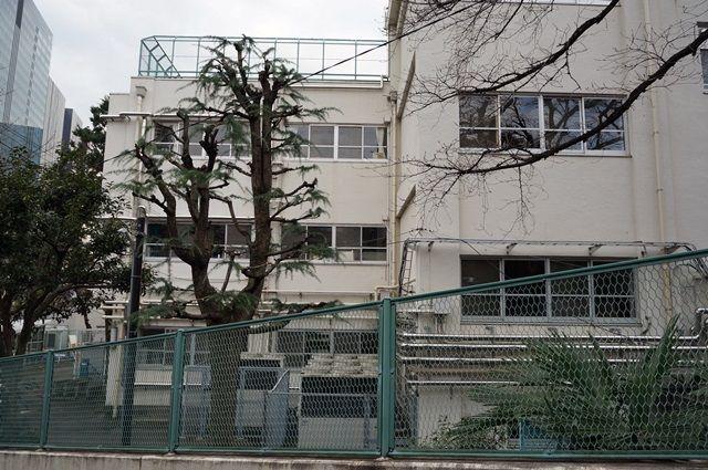 「品川区立 芳水小学校」 2016.1.31