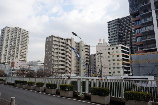 (仮称)品川区西五反田3丁目計画 2016.1.31