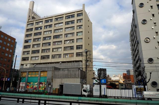 「(仮称)目黒駅西口プロジェクトI」 2016.1.31