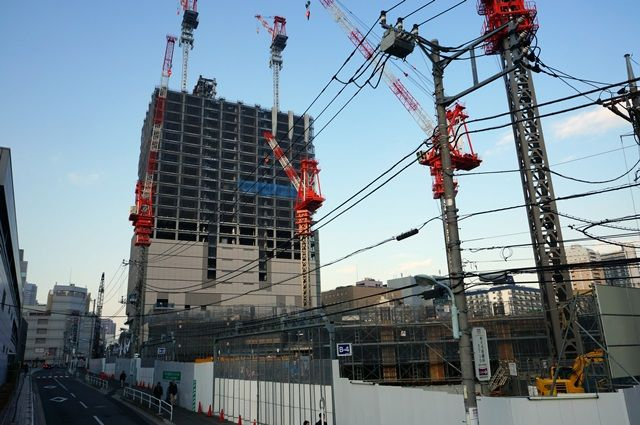 「Brillia Towers 目黒」(ブリリアタワーズ目黒) 2016.1.31