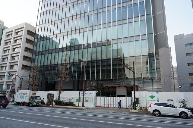 「(仮称)目黒駅前プロジェクト」 2016.1.31