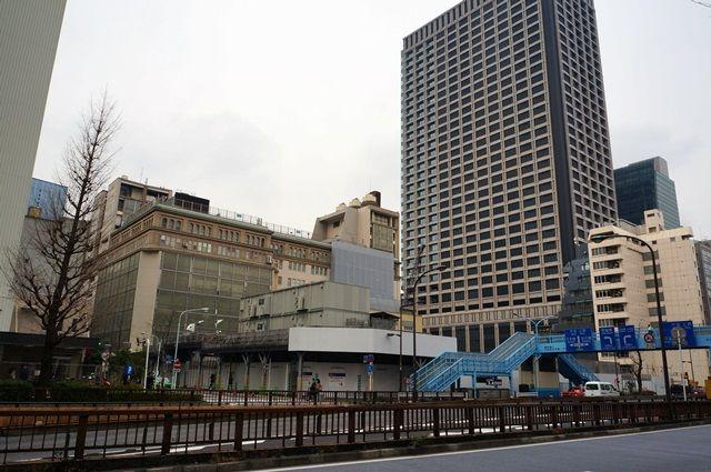 「日本橋二丁目地区第一種市街地再開発事業」 2016.2.6