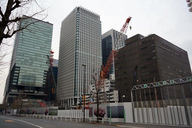 「大手町二丁目地区第一種市街地再開発事業」 2016.2.6