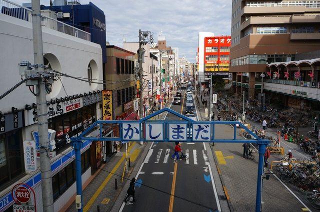鹿島田商店街 2016.2.17