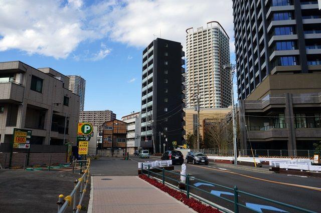 「シティタワー武蔵小杉」(City Tower Musashikosugi) 2016.2.21