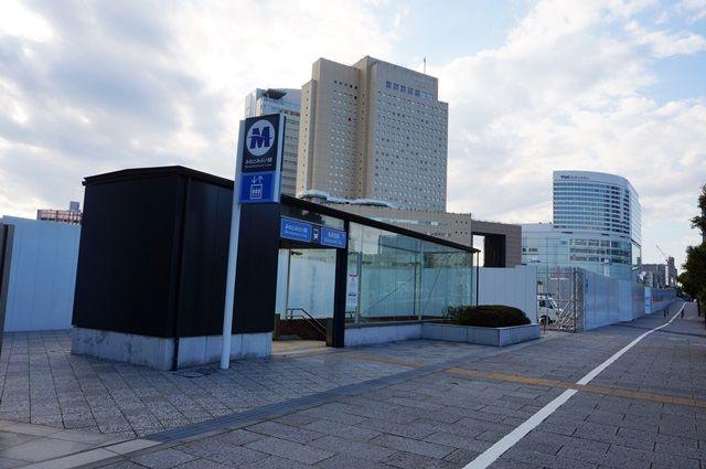「横浜市市庁舎移転新築工事」 2016.2.21