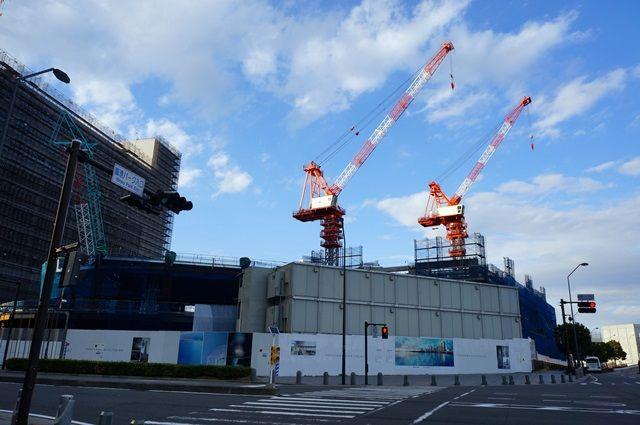 「ブルーハーバータワーみなとみらい」(Blue Harbor Tower Minatomirai) 2016.2.21