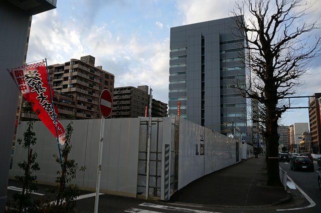 「横浜MIDベース タワーレジデンス」 2016.2.21