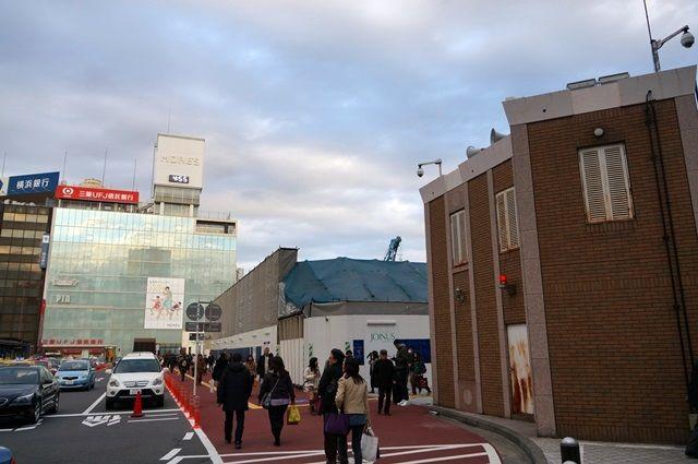 「(仮称)横浜駅西口開発ビル新築工事」 2016.2.21