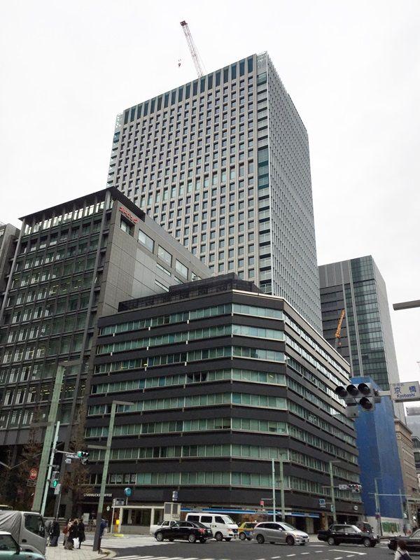 京橋エドグラン 2016.1.30