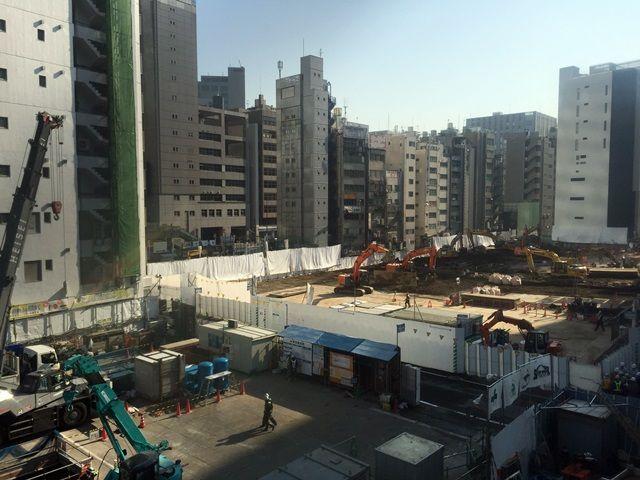 「渋谷駅南街区プロジェクト」 2016年2月上旬