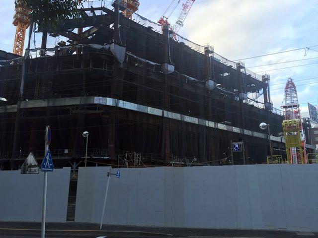 「赤坂一丁目地区 第一種市街地再開発事業」 2016.2.13