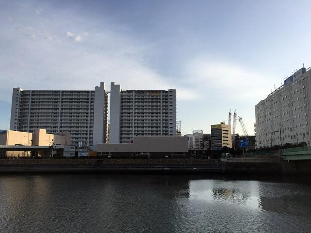 「オーベルグランディオ品川勝島」 2016.2.14