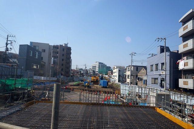 品川区の「都市計画道路補助26号線」 2016.2.28