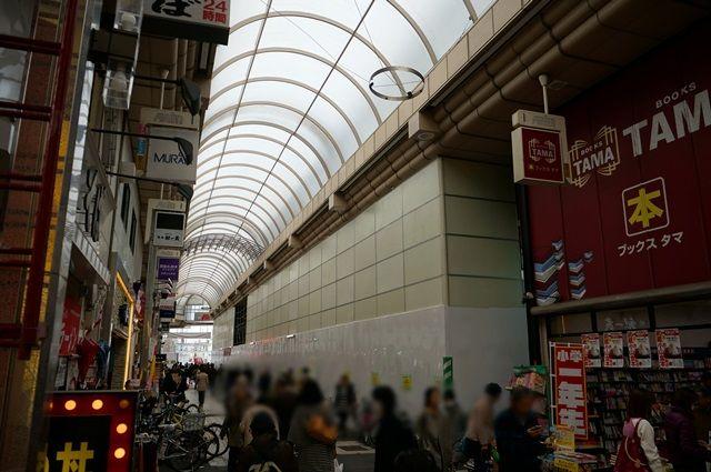 「武蔵小山パルム駅前地区市街地再開発」 2016.3.5