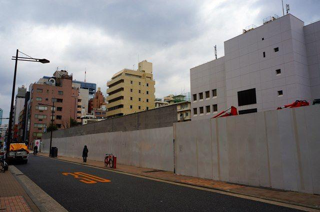 「浜松町駅西口開発計画 A-3街区」 2016.3.12