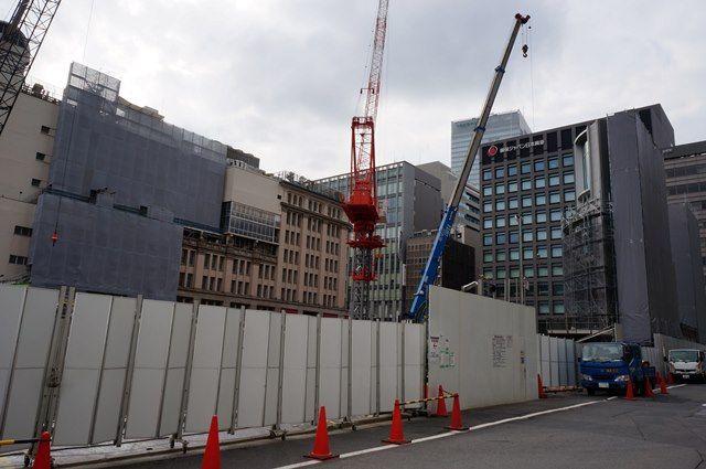 「日本橋二丁目地区第一種市街地再開発事業」 2016.3.12