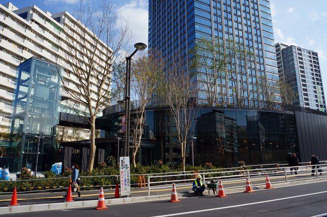 新宿スカイフォレスト 2016.3.21