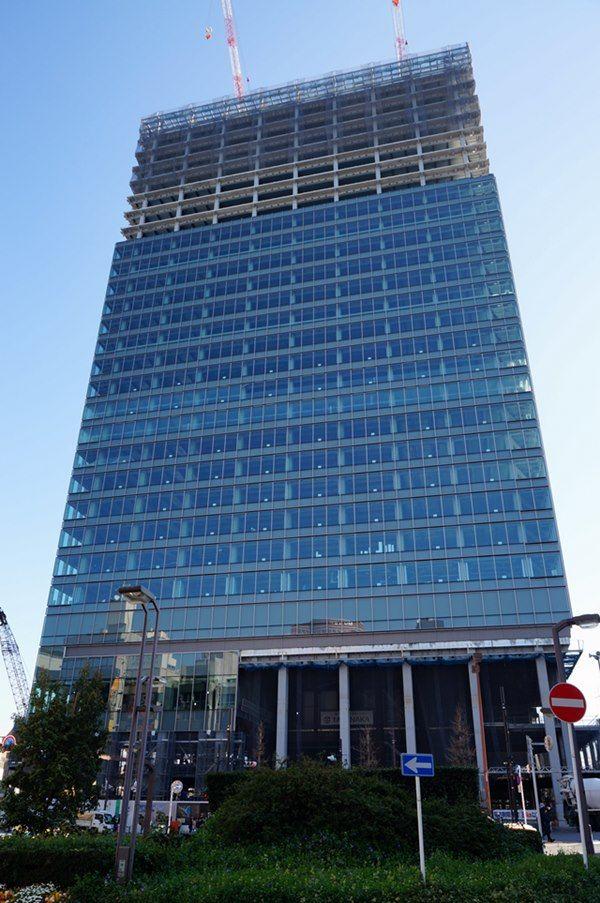 「Brillia Towers 目黒」(ブリリアタワーズ目黒) 2016.3.26