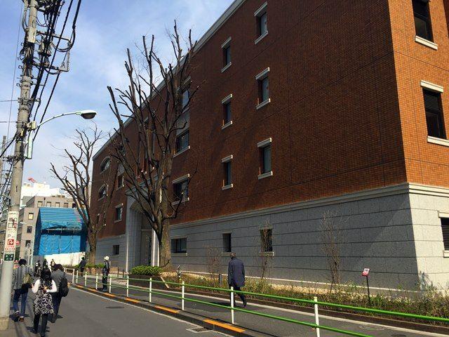 山脇学園 2016.3.23